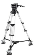 Heavy duty studio tripod