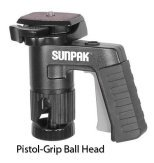 A Pistol Grip Ball Head is one of the Best Monopod Accessories to Own