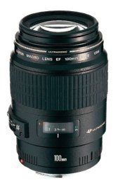 One of the Canon macro photography lenses