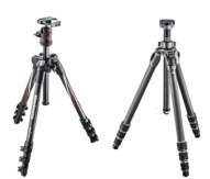 Two Tripods That Rock - The Gitzon Mountaineer and The Manfrotto Befree Carbon Tripod