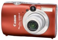 Canon Camera - Point and Shoot