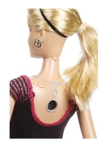 New Barbie Doll Camera is Embedded