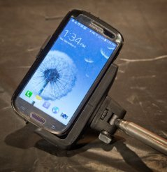 Galaxy s3 fit in the Dreamcatcher selfie stick