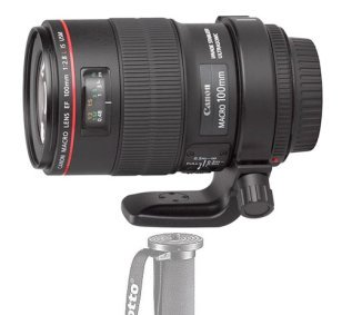 Use your monopod with a lens mount ring