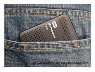 Photo Backup in Your Back Pocket - The Western Digital My Passport