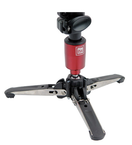 Manfrotto 562B-1 Fluid Monopod Feet