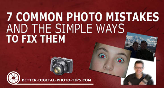 Common photo mistakes and examples of bad photography - Seven mistakes we make when using towels ...