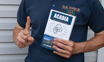 Acadia-Complete Guide Book