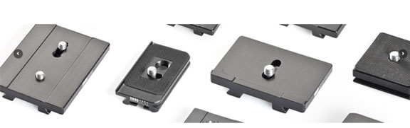 Arca Swiss Camera Mounting Hardware
