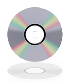 Back-up CD disk
