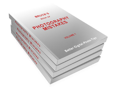 Bruce's book of photography mistakes
