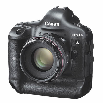 Full-frame DSLR