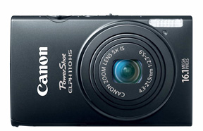Canon Powershot - Point and shoot Camera