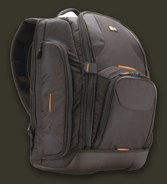 Case Logic SLR Camera Laptop Backpack