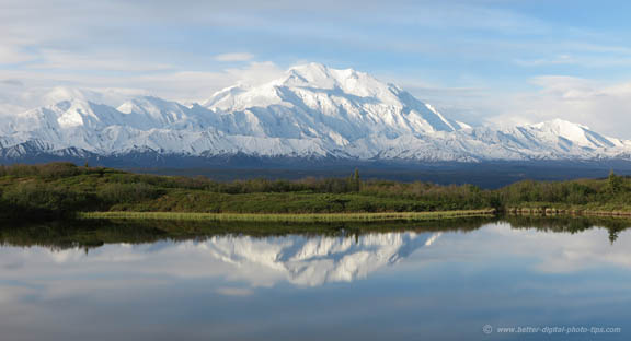 Denali - Alaska-taken by a non-famous photographer