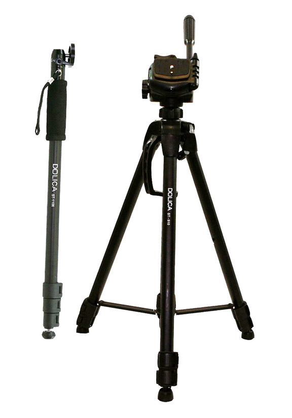 Dolica Monopod and Tripod Combination