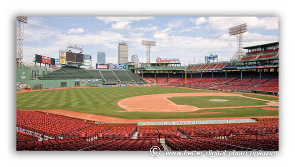 Picture of Fenway Park