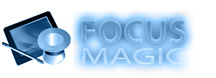 Focus magic-software to fix blurry digital photos