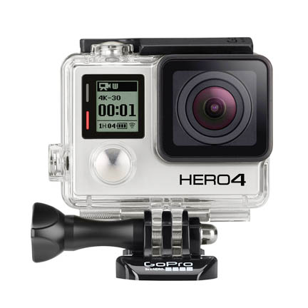 GoPro 4 Action Sports Camera