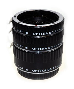 You can also use extension tubes to get real close for good macro photography results