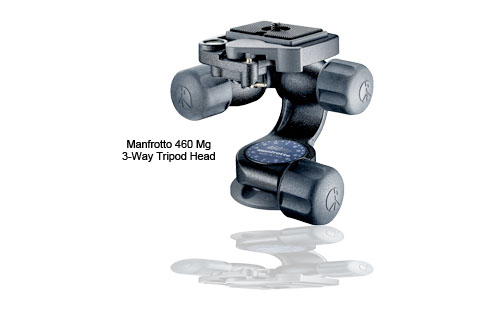 Manfrotto 460 Tripod Head