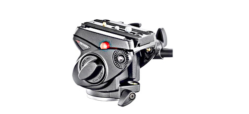 Manfrotto 561bhdv-fluid head 701hdv