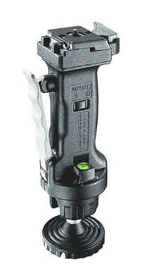 Pistol grip tripod head