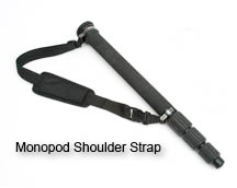 Monopod with Shoulder Strap
