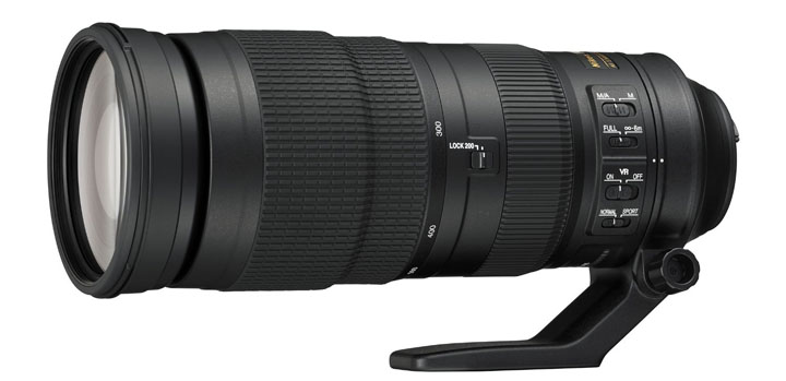 Nikkor 200-500mm - alternative to the Tamron 150-600