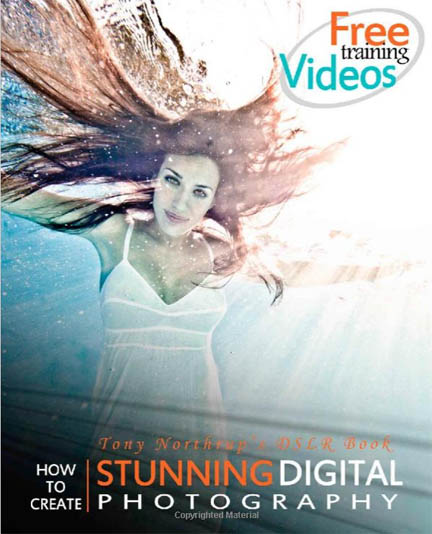 Many photographers think Tony Northrup has written the best digital photography book