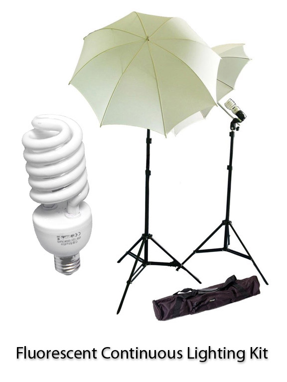 Photography Lighting Equipment - CFL Kit  sc 1 st  Better Digital Photo Tips & Photography Lighting Equipment - Guide to best types and best prices.
