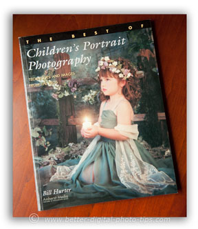 Portrait Photography Book on Children's Portraits
