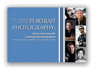 Portrait Photography Guide - Ebook Interviews