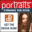 New Portrait Posing Ebook - Striking the Pose