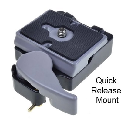 Quick Release Mount
