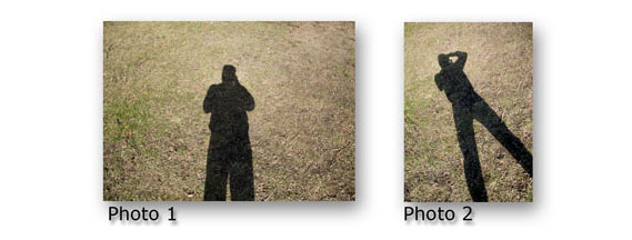 Comparison of Two Photos.  The one on the Right Used The Rule of Thirds in Photography