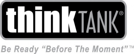 Think Tank photo logo