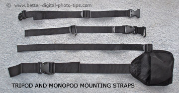 Think Tank Airport Airsteam Monopod and Tripod Straps
