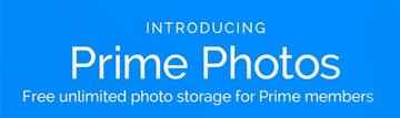 Graphic - Unlimited photo backup from Amazon Prime