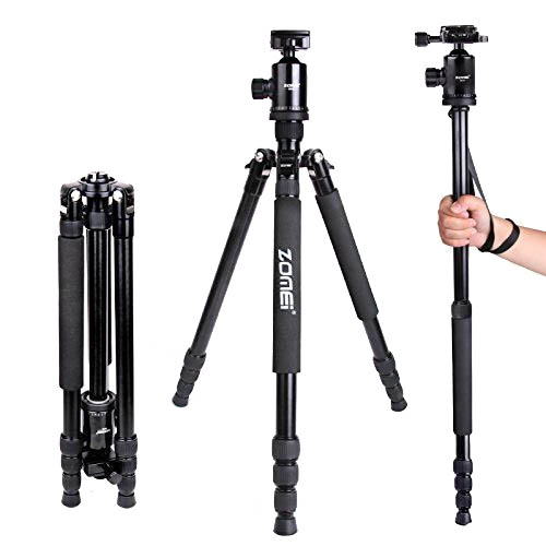 Highly rated Tripod-monopod combination