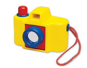 Ambi toy camera recommended for 18 - 36 month olds.