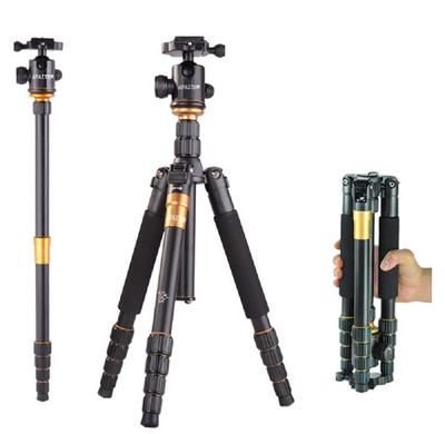 AFAITH SLR Camera Tripod Monopod & Ball Head