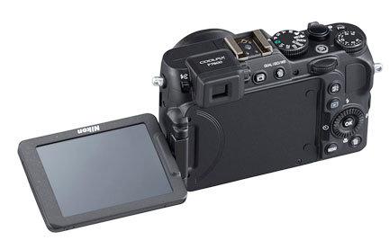Some say the best camera for macro photography should have a swiveling LCD screen
