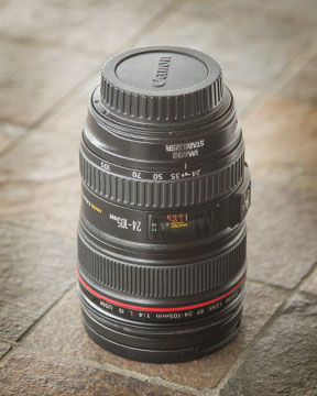 Canon 24-105mm f/4.0 Lens