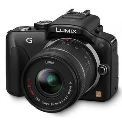 Lumix G3 14-40mm Lens