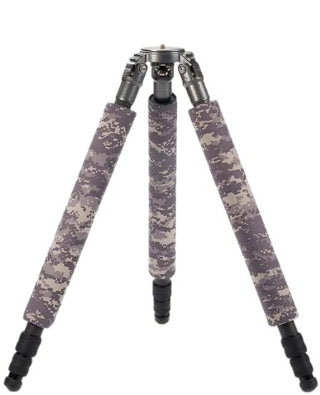 Camouflage Tripod Leg Covers