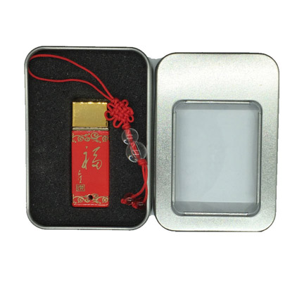 Chinese Good Luck Fortune Flash Drive