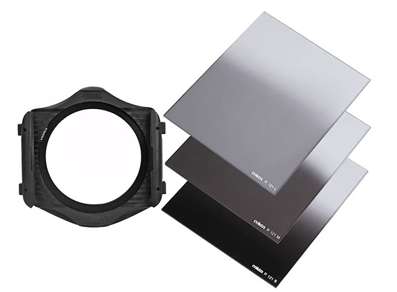 Cokin graduated neutral density filters