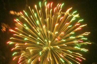 Picture of our fireworks