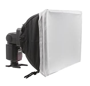 Diffusing Flashgun Lightbox